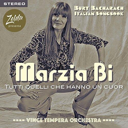 "MARZIA BI ""Bacharach Italian Songbook"""